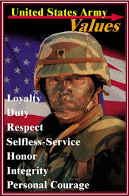 best army values ideas iers creed army  this used to be me