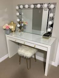 desk mirror with lights. Contemporary Mirror Picture Of VANITY MIRROR WITH DESK U0026 LIGHTS Intended Desk Mirror With Lights T