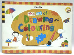 firefly books the art of drawing and colouring 5 book at low s in india firefly books the art of drawing and colouring 5 reviews ratings