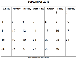 September Calendar Template 2015 Under Fontanacountryinn Com