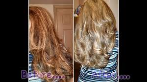 Does Shimmer Lights Lighten Hair Shimmer Lights Shampoo Review