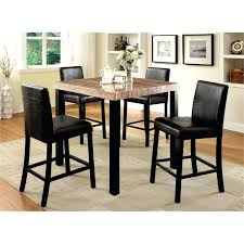 5 piece counter height dining set furniture of 5 piece counter height dining set virginia 5