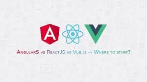 Angular5 vs ReactJS vs Vue.js — Where to start? - Code Briefly