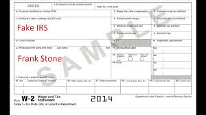 2014 w2 form fake irs doesnt understand the w2 form youtube