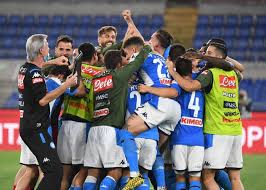 Juve manager maurizio sarri goes up against his former club. In Pictures Napoli Win Coppa Italia 2019 2020 After The Final Goes Into Penalties