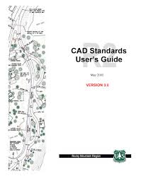 Autocad Xp Scale Chart Cad Standards Users Guide