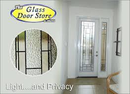 Front Door Window Inserts Light And Privacy Door Glass Insert