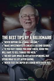 Warren Buffett Quotes Unique The Best Tips By A Billionaire Warren Buffett Quotes On How To