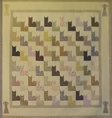 Dog Quilt Patterns Inspiration Gingham Dogs Meet Calico Cats Quilt Pattern Temecula Valley Sewing