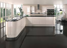 Cream Gloss Kitchens Colonial Kitchens Just Kitchens
