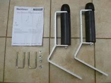 shoreland r shorelander roller loadguide kit for fishing boat trailers ss897