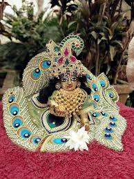 Laddu Gopal Jewellery Designs Laddu Gopal Dress Design Lord Krishna Images Bal Krishna