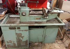turret lathe for sale. i contacted him yesterday morning. he sent me the following overview photo: turret lathe for sale 5