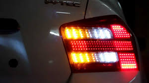 Tail Light New City Led 25 Step By Attapol Ruying