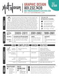 Graphic Designer Resume Template Free Resume Template Psd 4