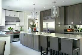 Painting Kitchen Cabinets Grey With White Appliances Full Size Of