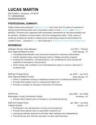 Best Utilization Review Case Manager Resumes Resumehelp