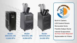 how to videos tripp lite portable cooling for it environments