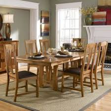 a america dining room cattail bungalow trestle table