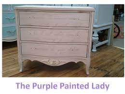 chalk paint furniture picturesCheese cloth  The Purple Painted Lady
