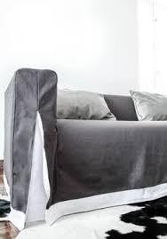 my leather klippan sofa will replacement covers work ikea klippanikea sofaleather sofadiy sofa coverdark gray sofapalette furnituresofa bedliving room