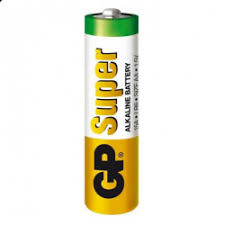 Отзывы о <b>Батарейки GP Super</b> АА 1.5V
