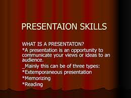 Presentation Skills Ppt PowerPoint Presentations PPT Collection For Personality Development 4
