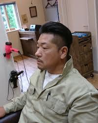男性ツーブロックワイルド系パーマ 茨城県北茨城市の男性専門の