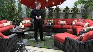 Lane Venture South Hampton Outdoor Furniture Overview