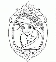 Small Picture Arial Coloring Pages Pilular Coloring Pages Center