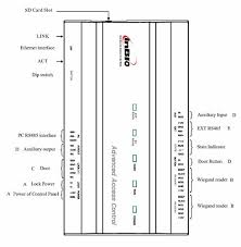 us inbio 160 zkaccess inbio 160 ip based access control panel wiring diagram