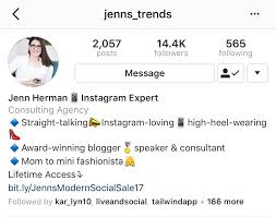 How To Write A Profile 8 Instagram Profile Ideas For An Attractive Profile That Pops