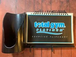 Total Gym Flip Chart