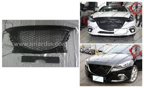 Mazda 3 14-17 MP Style Front Grill (end 4/28/2018 2:30 PM)