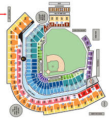 Pittsburgh Pirates Stadium Seating Chart Specific Pittsburgh Pirates Seating Pittsburgh Pirates Ballpark