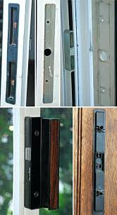 full image for user submitted photo of their door handle sliding glass door key lock replacement