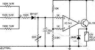 electronics projects simplest single phase preventor circuit for electronics projects simplest single phase preventor circuit for three phase motor potection
