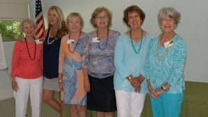 Jan Knight takes helm as president of Seagrape Circle garden club