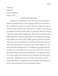 english essay horror movie docx movie comparison essayjpg dr film evaluation essay