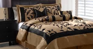 26 cool black and tan bedding homes decor