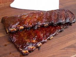 smoked ribs using the 3 2 1 method