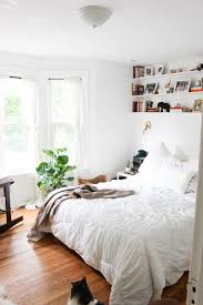 Simple White Bedroom Concept Design Interesting Ideas