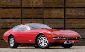 A gran turismo automobile produced from 1968 to 1973, it was first introduced to the public at the paris auto salon in 1968 and replaced the 275 gtb/4. Ferrari 365 Gtb 4 Daytona 1968 74 Suba Pics Flickr