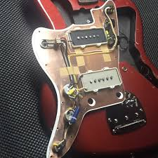 upgrading jazzmaster electronics unleash the potential of reverb final wiring harness on jazzmaster