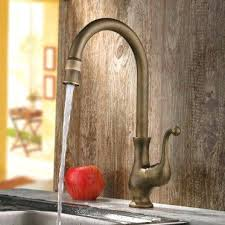Kohler Antique Brass Kitchen Faucets Moen Faucet Bridge