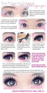 eye make up tutorial great baby doll look
