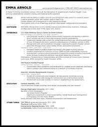 Resume Yemmaline