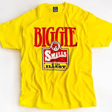 Biggie Smalls Is The Illest Mens T Shirt Notorious