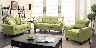 green fabric sofa set latest design 2018 design of living room sofa sets