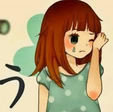 Hasil gambar untuk gambar anime habis nangis